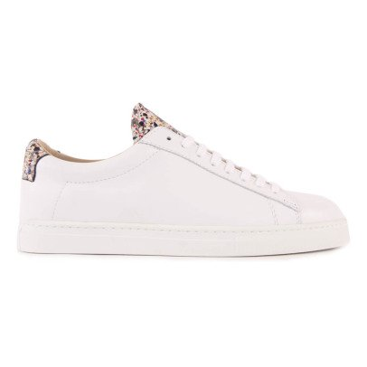 Zespà ZSP4 APLA Dots Lace Up Trainers-listing