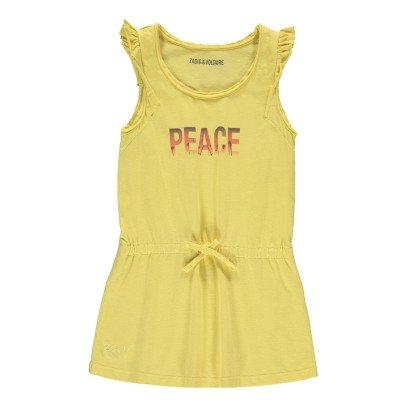 "Zadig & Voltaire Kleid ""PEACE"" Heidi-listing"