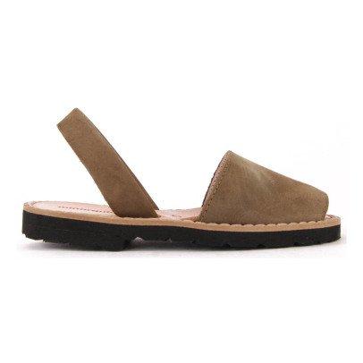 Minorquines Avarca Leather Sandals-listing