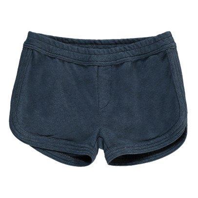 Hartford Tan Fleece Shorts-product