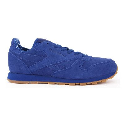 Reebok CL Suede Lace-Up Trainers-listing