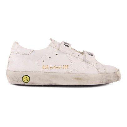 Golden Goose Sneakers Scratch Pelle-listing
