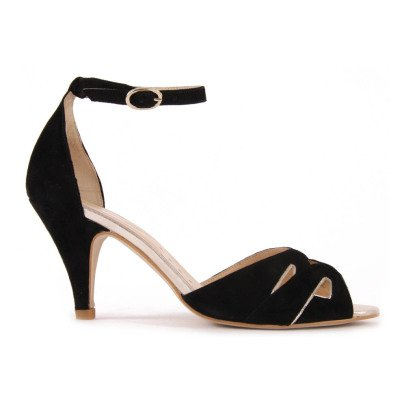 Petite Mendigote Charm Heeled Sandals-listing