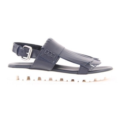 Marni Swilly Fringed Leather Sandals-listing