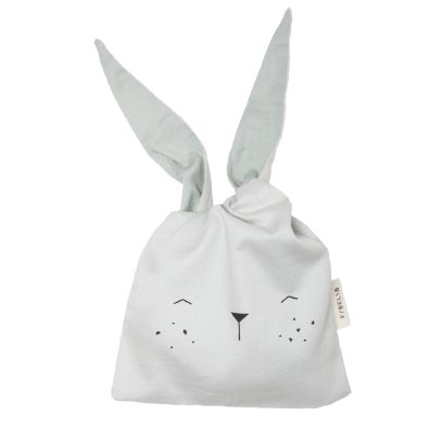 Fabelab Lunch-Tasche Hase  - 19x22 cm-listing