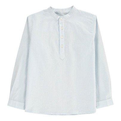 Poppy Rose Camisa Rayas Benjamin-listing