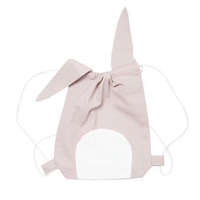 Fabelab Organic Cotton Bunny Backpack - 32x28cm-listing