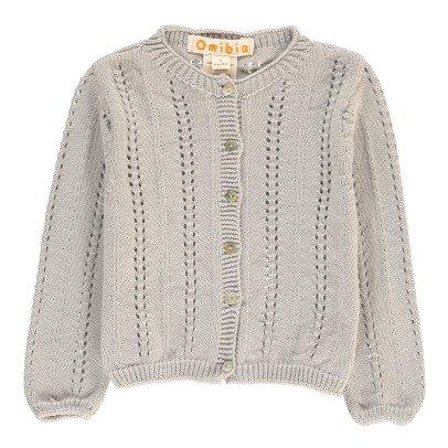 Omibia Elyonor Organic Cotton Cardigan-listing