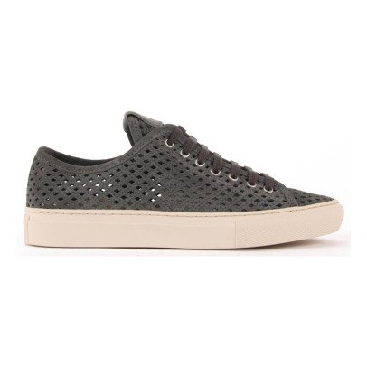 Zespà ZSP9 Embellished Lace Up Trainers-listing