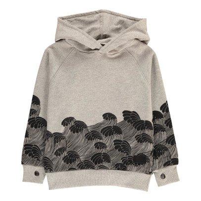 Munsterkids Sweatshirt mit Kapuze Waves -listing