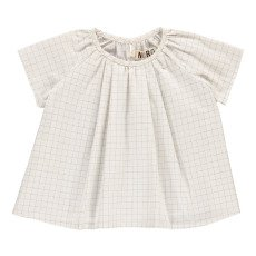 product-Noro Amelie Checked Blouse