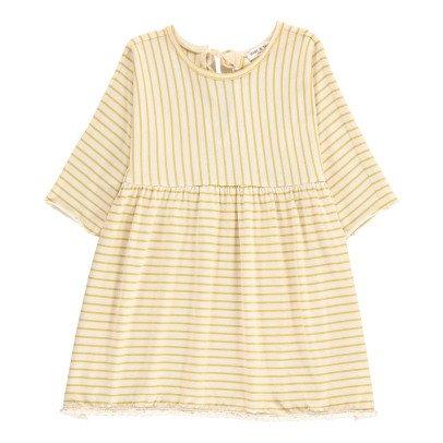 Babe & Tess Kleid mit Rückenausschnitt -listing