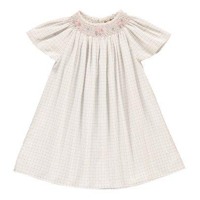 Noro Kleid Mini-Karo Kirschen -listing