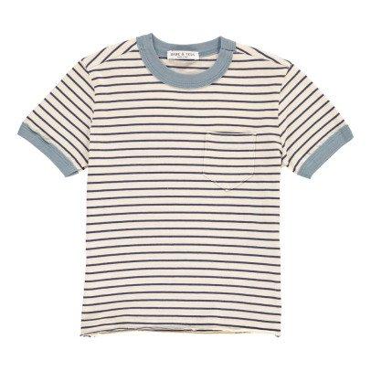 Babe & Tess Gestreiftes T-Shirt -listing