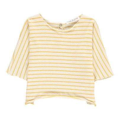 Babe & Tess T-shirt Rayé-listing