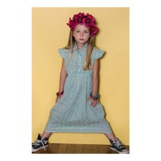 Le Petit Lucas du Tertre Vestido Camisa Rayas Madonna-listing