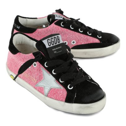 Golden Goose Zapatillas Bajas Cordones Canvas Superstar-listing