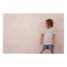 Boy + Girl Gestreiftes T-shirt aus Bio-Baumwolle Graham -listing