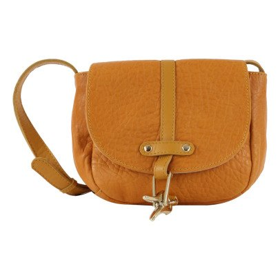 Craie Thèse Reversible Leather Saddlebag-listing