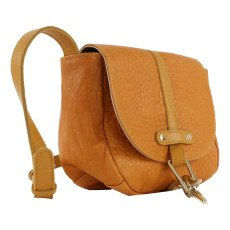 Craie Thèse Reversible Leather Saddlebag-product