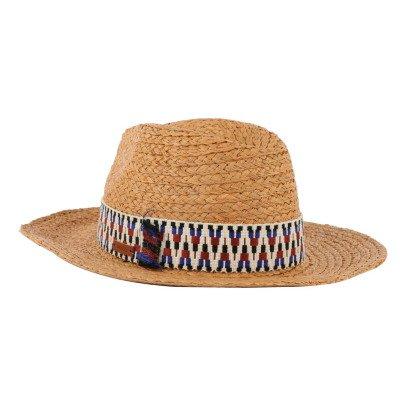 Sessun Chapeau Paille Ruban Alejo-listing