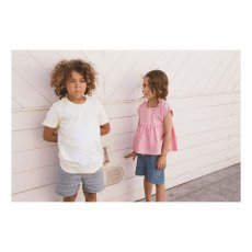 Boy + Girl Shorts Chambray-listing