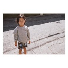 Boy + Girl Sweat Poche Ample-listing