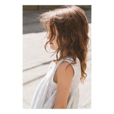 Boy + Girl Robe Rayée et Fleurie Frankie-listing