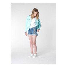 UNE FILLE today I am Shorts Bretelle-listing