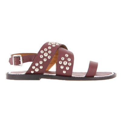 Petite Mendigote Filaria Studded Leather Sandals-listing
