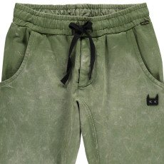 Munsterkids Kicker Washed Jogging Bottoms-listing