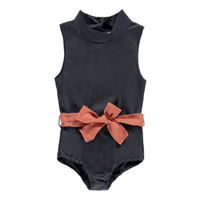 Tambere Belted 1 Piece Swimsuit-listing