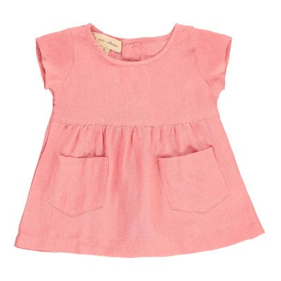 Lab - La Petite Collection Vestido Lino-listing