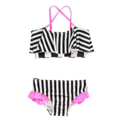 Mads Norgaard  Bikkino Striped 2 Piece Swimsuit-listing