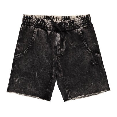 Munsterkids Kash Washed Bermuda Shorts-listing