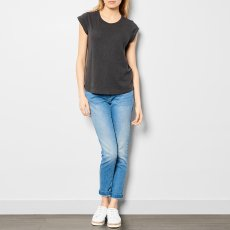 Soeur T-Shirt aus Baumwolle und Leinen Valentin-listing