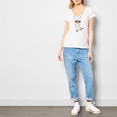 Leon & Harper T-shirt Col V Attrape-Rêves-listing