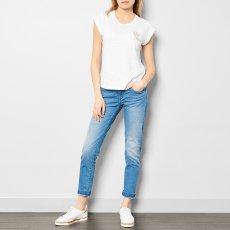 """Soeur T-Shirt aus Baumwolle und Leinen """"Girl Gang"""" Valentin-listing"""