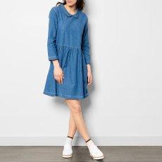 Leon & Harper Vestido Cuello Claudine Riya-listing