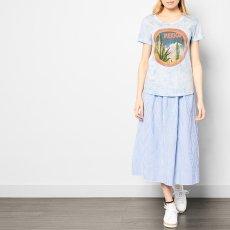Leon & Harper T-shirt Tie-and-dye Cactus-listing