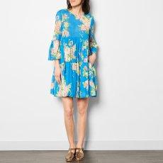 Leon & Harper Vestido Flores Roma-listing