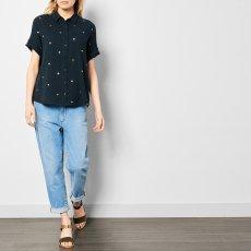 Des petits hauts Talula Palm Tree Shirt-listing
