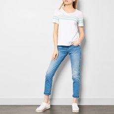 Cuisse de Grenouille T-Shirt Righe-listing