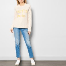 "Cuisse de Grenouille Sweat ""Surf In Paris"" Carlita-listing"