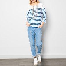 Leon & Harper T-shirt Righe-listing