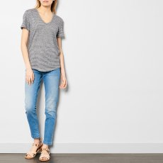 Polder Perrine Striped Linen T-Shirt-product