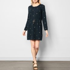 Des petits hauts Talia Palm Tree Button-Up Dress-listing