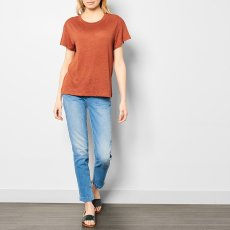 Polder T-Shirt aus Leinen Perdro -listing