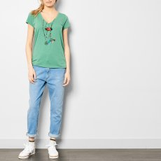 Leon & Harper T-shirt Scollo V Acchiappasogni-listing