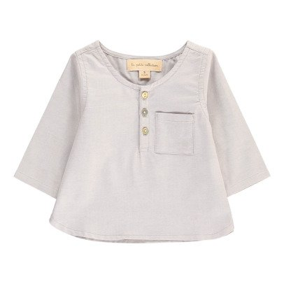 Lab - La Petite Collection Camisa Oxford -listing